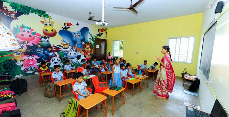 SSB Ramalinga Nagar Campus