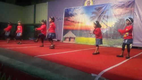 Nursery Primary Annual Day 2018