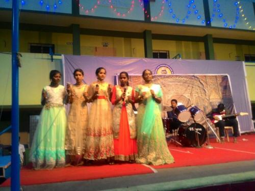 Secondary School Annual Day 2018